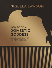 How To Be A Domestic Goddess - Cover