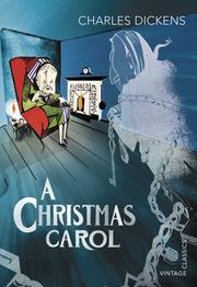 A Christmas Carol - Cover