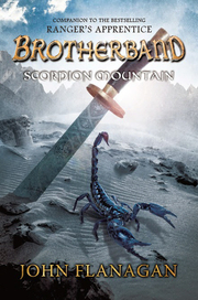 Scorpion Mountain (Brotherband Book 5) - Cover