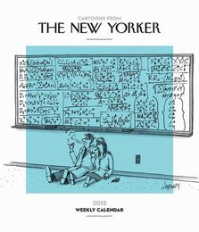 Cartoons from The New Yorker 2015