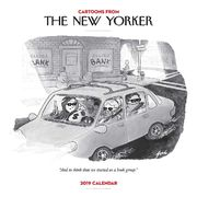 Cartoons from The New Yorker 2019