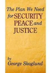 The Plan We Need for Security, Peace, and Justice - Cover
