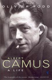 Albert Camus - Cover