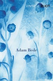 Adam Bede - Cover