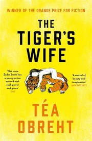 The Tiger's Wife - Cover