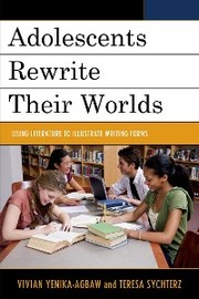 Adolescents Rewrite their Worlds - Cover