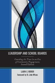 Leadership and School Boards - Cover