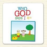 Who God Says I Am - Cover