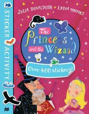 Princess and the Wizard Sticker Book