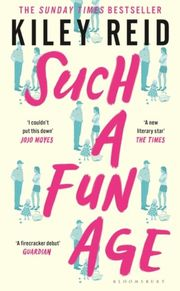 Such a Fun Age - Cover