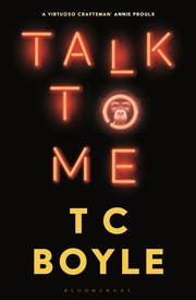 Talk to Me - Cover