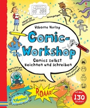 Comic-Workshop - Cover