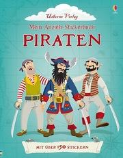 Mein Anzieh-Stickerbuch: Piraten - Cover