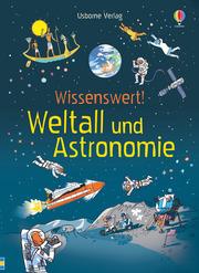 Wissenswert! Weltall und Astronomie - Cover