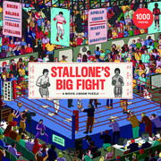 Stallone's Big Fight