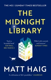 The Midnight Library - Cover
