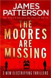 The Moores are Missing - Cover