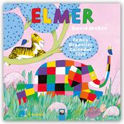 Elmer Family Organiser - Elmar Familienplaner 2020 - Cover
