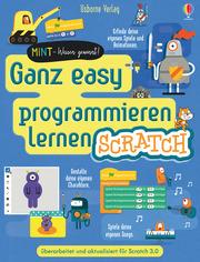 Ganz easy programmieren lernen - Scratch - Cover