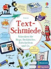 Text-Schmiede - Cover