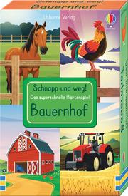 Schnapp und weg! Das superschnelle Kartenspiel: Bauernhof