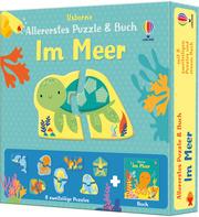 Allererstes Puzzle & Buch: Im Meer