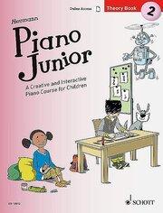 Piano Junior: Theory Book 2