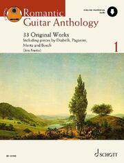 Romantic Guitar Anthology