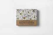 Secret Garden 12 Notecards