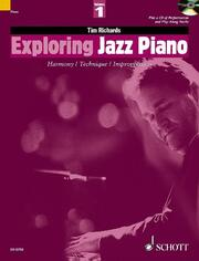 Exploring Jazz Piano 1