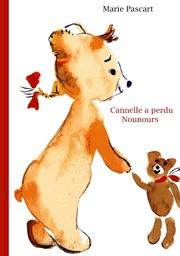 Cannelle a perdu Nounours