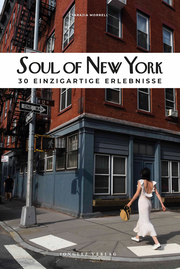 Soul of New York - Cover