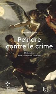 Peindre contre le crime