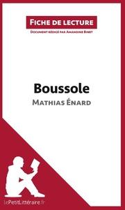 Analyse : Boussole de Mathias Énard (analyse complète de l'oeuvre et résumé)