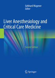 Liver Anesthesiology and Critical Care Medicine - Cover