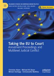 Taking the EU to Court