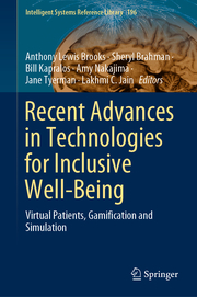 Recent Advances in Technologies for Inclusive Well-Being - Cover