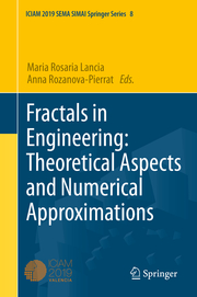 Fractals in Engineering: Theoretical Aspects and Numerical Approximations - Cover