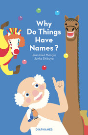 Why Do Things Have Names?