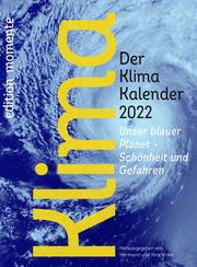 Der Klima Kalender 2022 - Cover