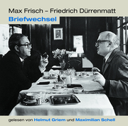 Briefwechsel - Cover