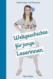 Weltgeschichte für junge Leserinnen - Cover