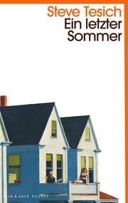 Ein letzter Sommer - Cover