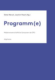 Programm(e)
