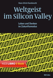 Weltgeist im Silicon Valley - Cover
