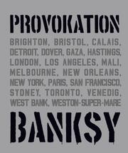 BANKSY - PROVOKATION - Cover