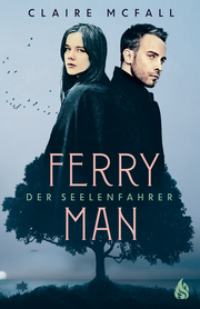 Ferryman - Der Seelenfahrer - Cover