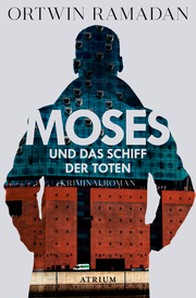 Moses und das Schiff der Toten - Cover