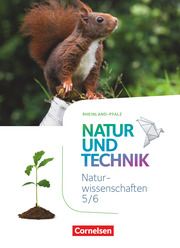 Natur und Technik - Naturwissenschaften: Neubearbeitung - Rheinland-Pfalz - Cover