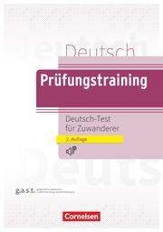 Prüfungstraining DaF - Cover